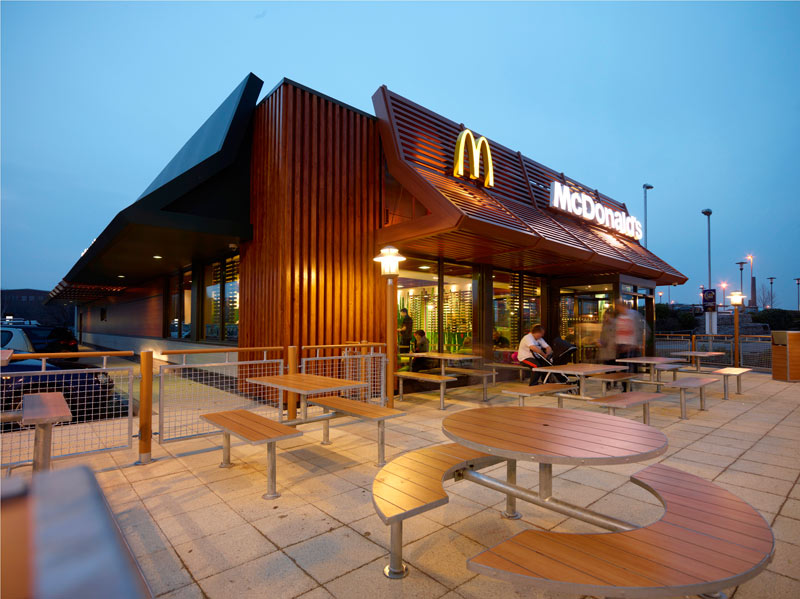mcdonalds corporation british pound exposure The relentless spread of mcdonald's over the past 61 years is an incredible business success story in some markets the burger chain is just getting started, with plans to open 200 stores in china.